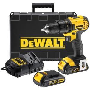 Aku vrtací šroubovák DeWALT DCD780C2 XR 18 V