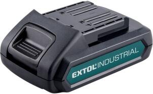Akumulátor Extol Industrial 8791110B 18V